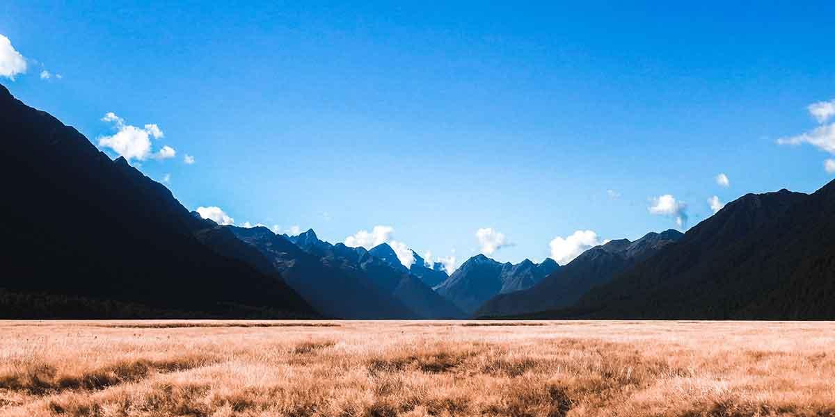 walks in fiordland