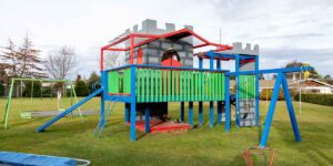 playground in te anau