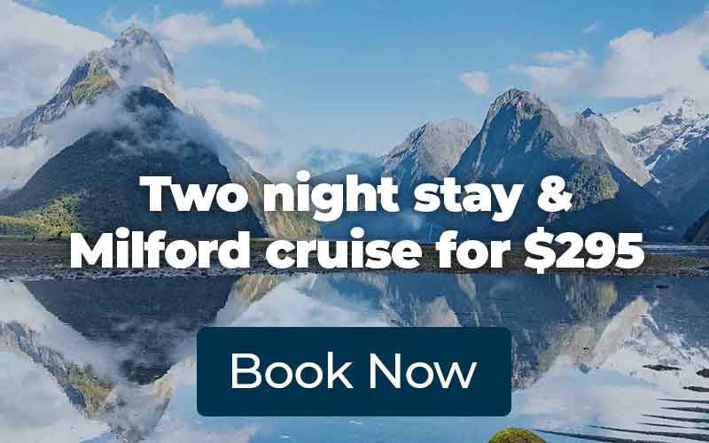 book a cruise on milford sound